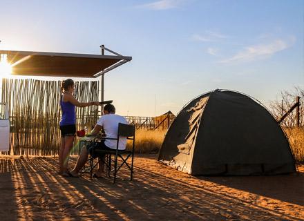 7 Days Namibia Highlight Safari Camping