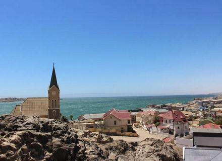 Lüderitz Zum Sperrgebiet