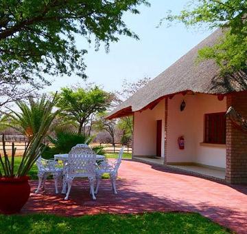 Palm Afrique Lodge