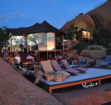 Spitzkoppe Lodge