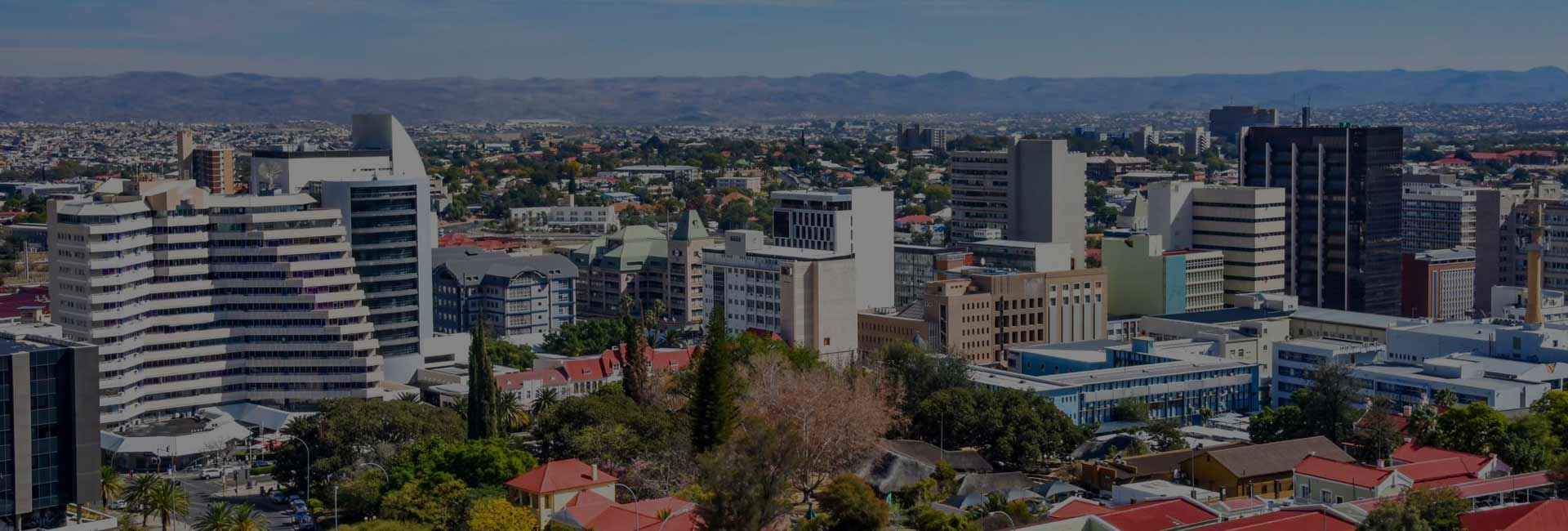 Windhoek City and Township Tour